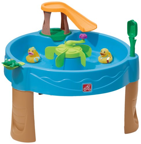 As You Can See, Water Tables Are Extremely Popular Backyard Water Toys For  Toddlers And The Step2 Brand Has Several Really Nice Ones.